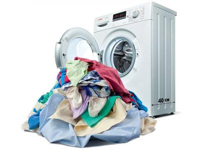 Узкая стиральная машина - решение для малогабаритных квартир