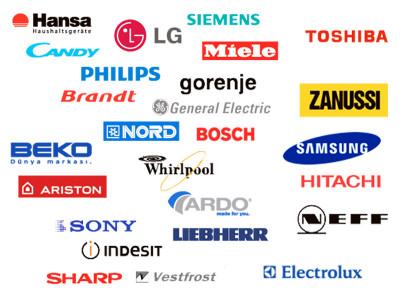 Список сайтов производителей бытовой техники