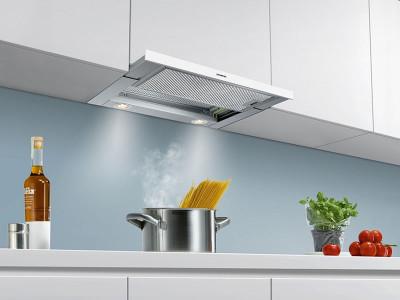 Как работает кухонная вытяжка