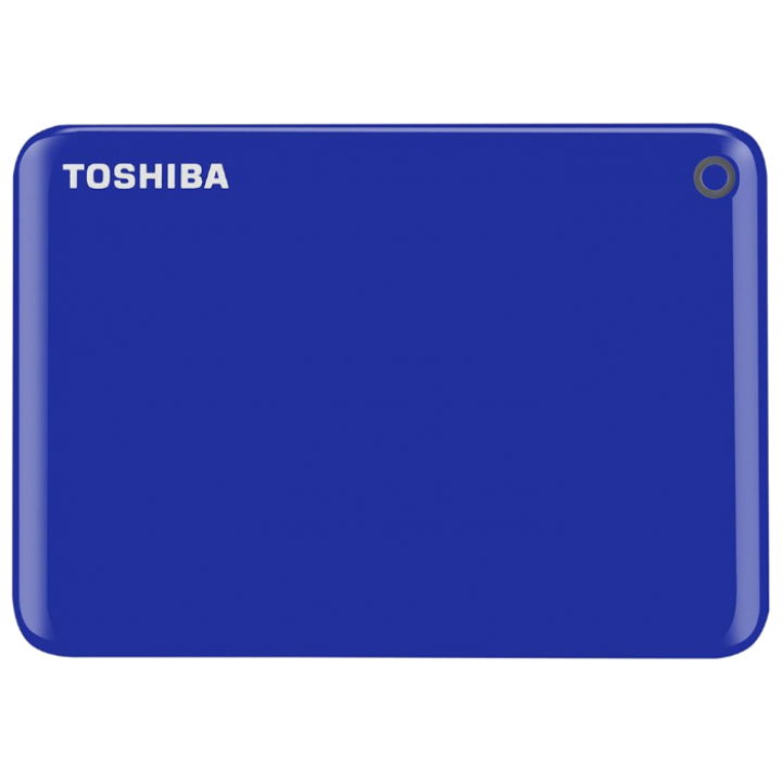 500Gb Toshiba Canvio Connect II Satin gold (HDTC805EC3AA)